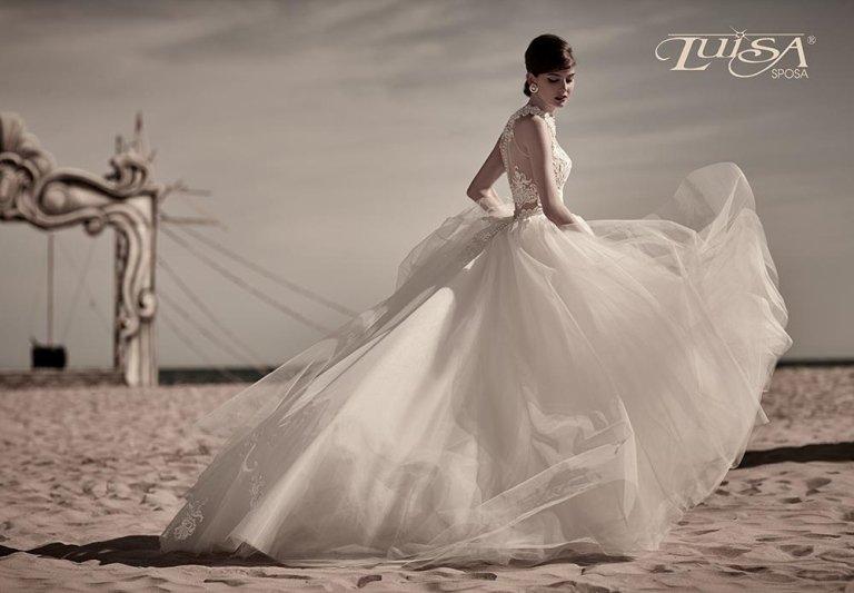 abito sposa L 7128
