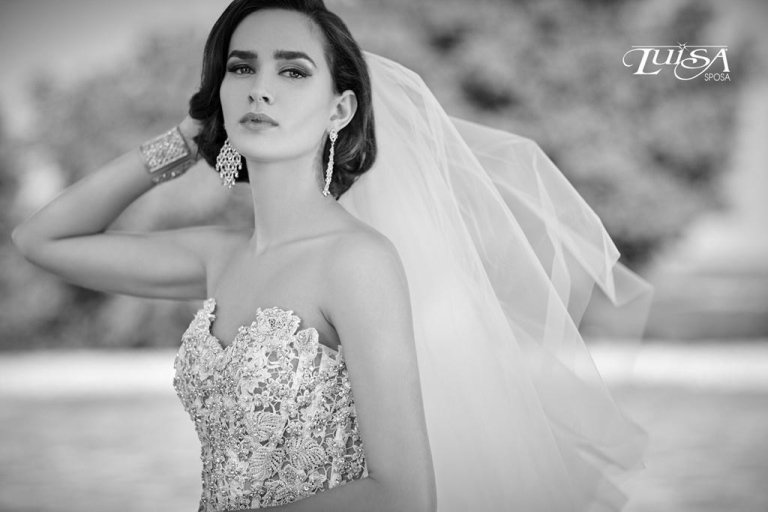abito sposa L 6178_2