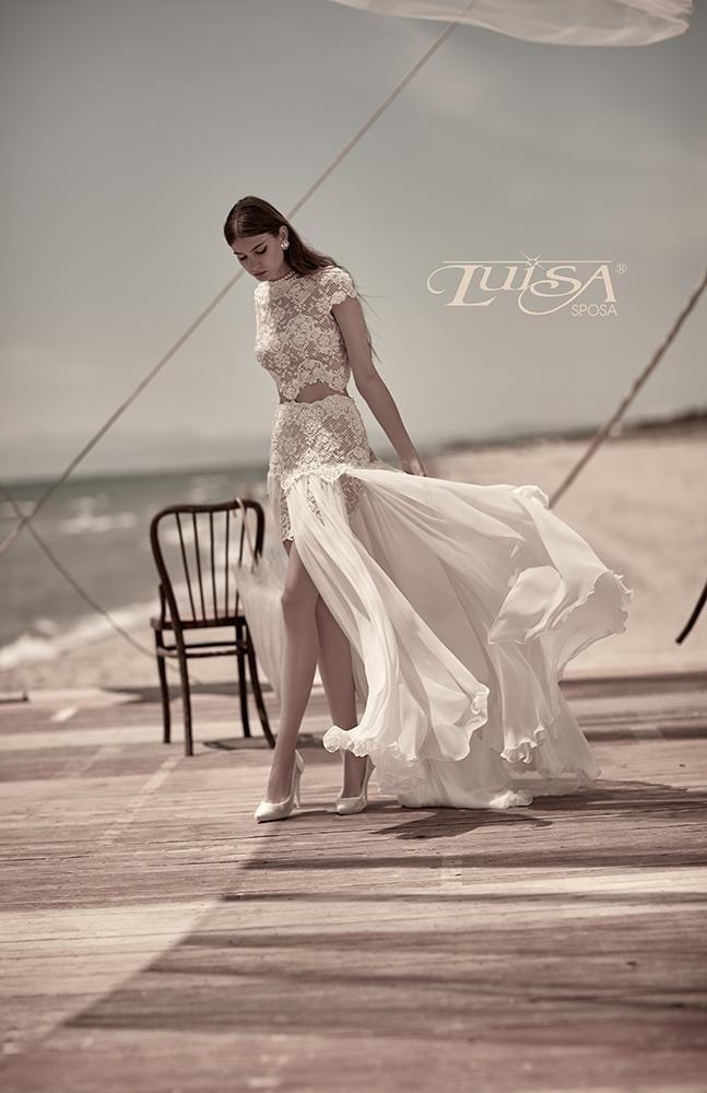 abito sposa L 7188
