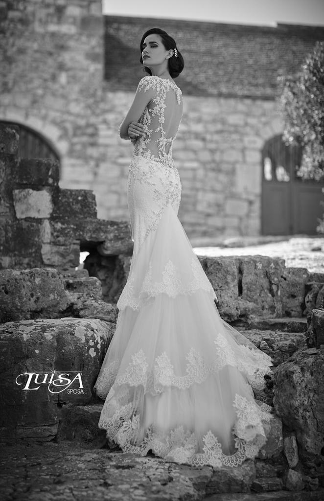 abito sposa L 6172