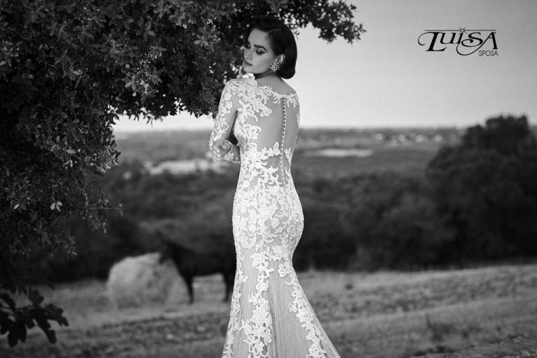 abito sposa L 6133_1