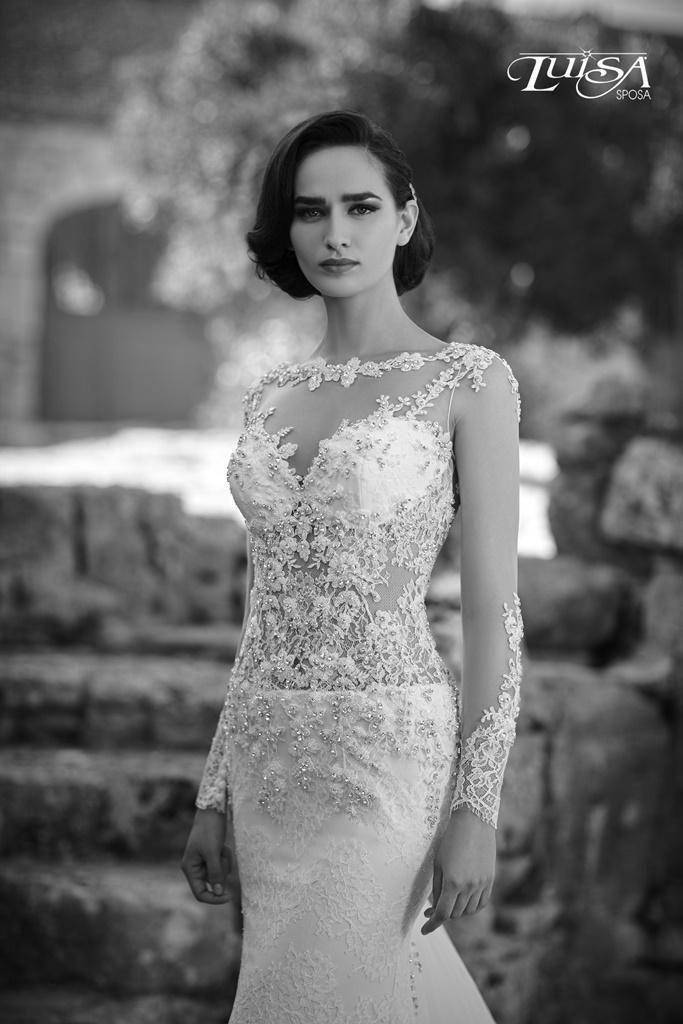 abito sposa L 6172_1