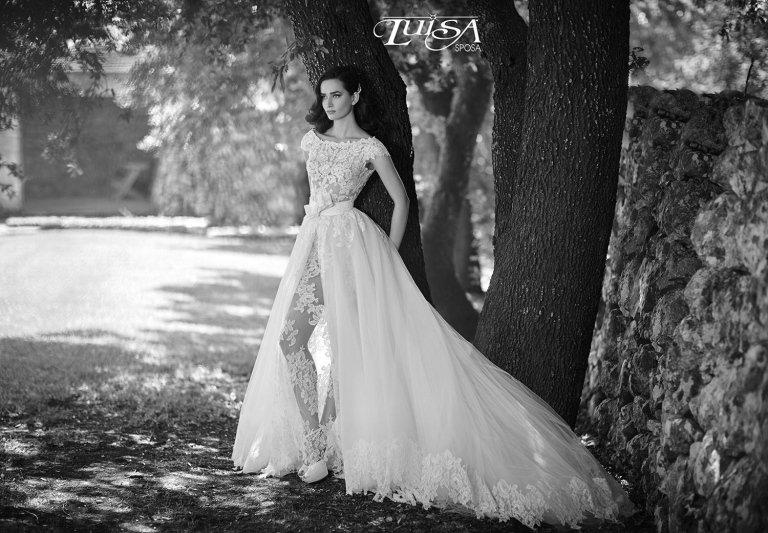 abito sposa L 6173