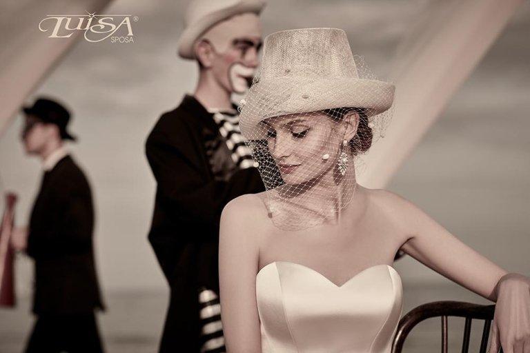 abito sposa L 7136_4