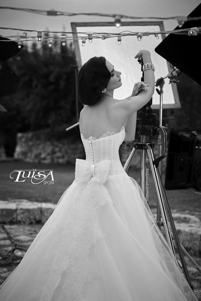 abito sposa L 6114_1