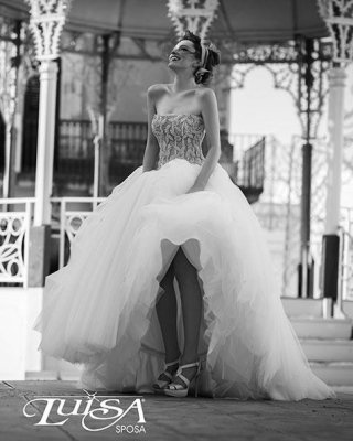 wedding dress L 5148