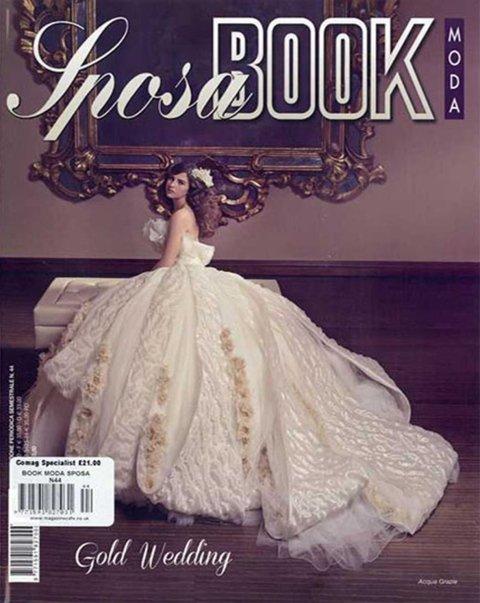 sposa book moda