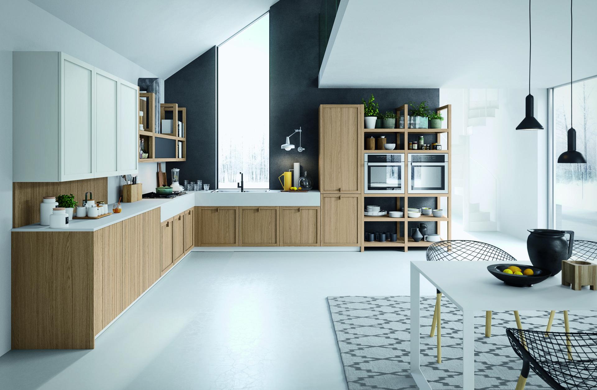 Vendita cucine bergamo l 39 artigiana del mobile - Cucine dibiesse ...