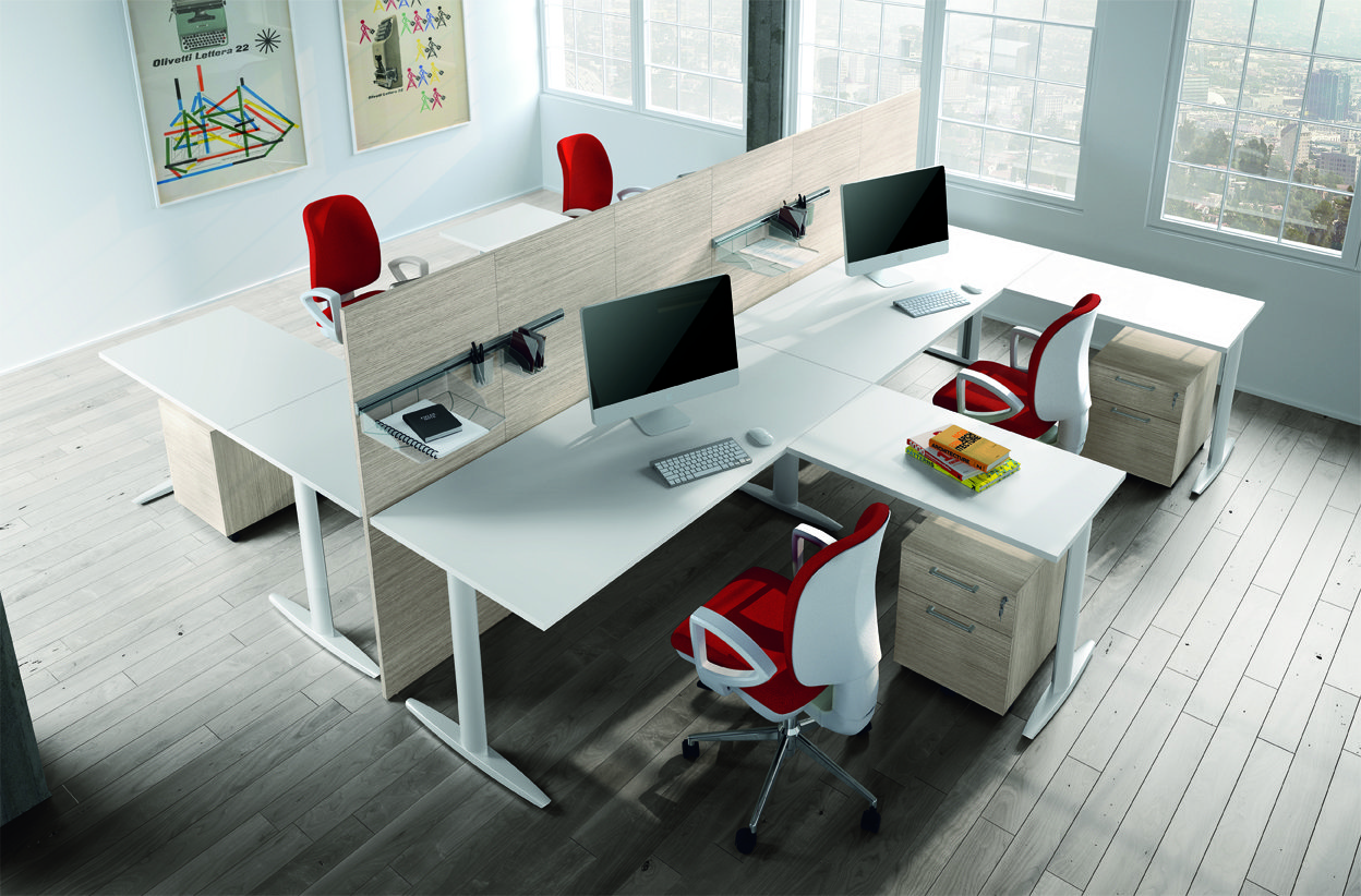 Mobili Per Ufficio Olivetti : Mobili per ufficio bergamo l artigiana del mobile