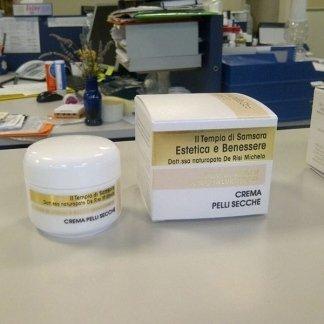 Prodotti speciali per pelle secca