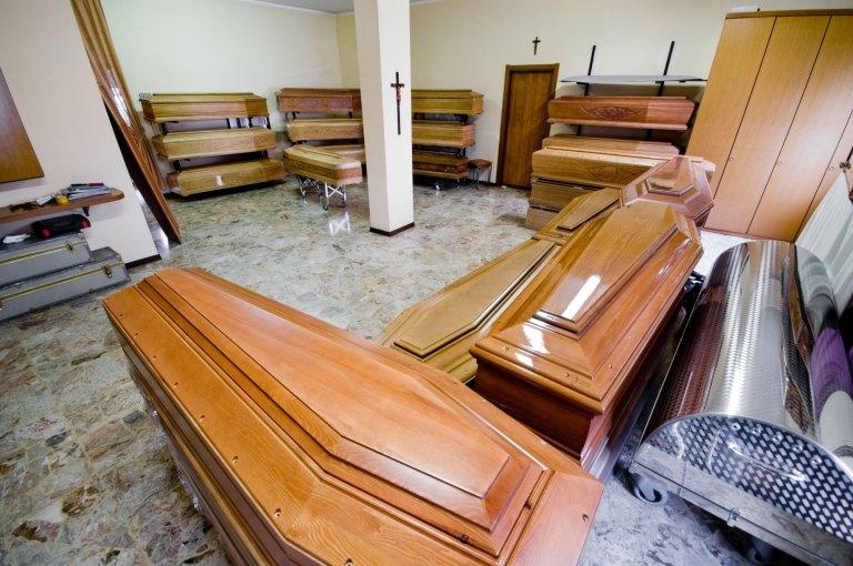disbrigo pratiche cimiteria