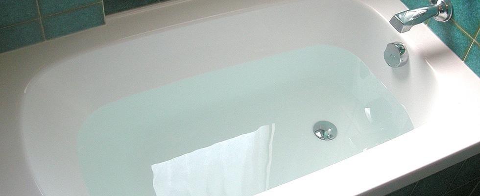 Sostituzione vasca da bagno