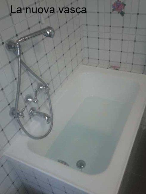 Vasca da bagno a sedile