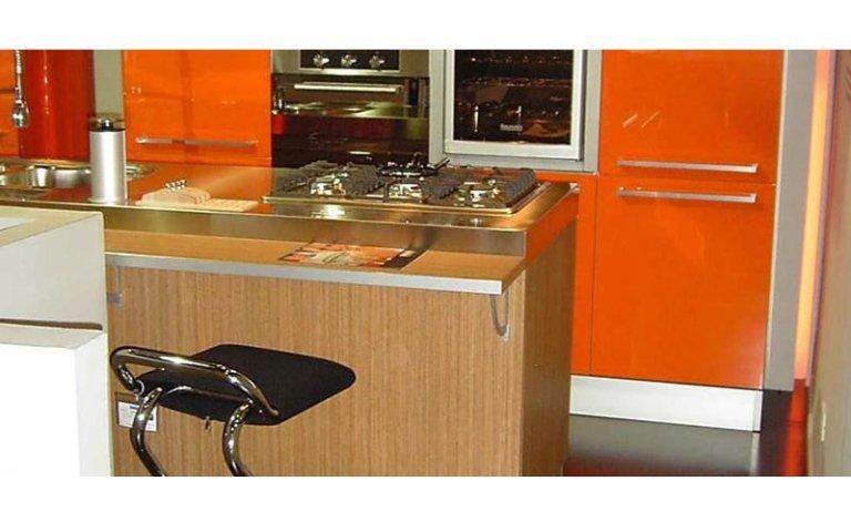 cucine in legno Torino