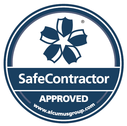 Safe contractor icon
