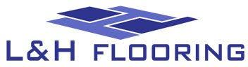 L&H Flooring logo