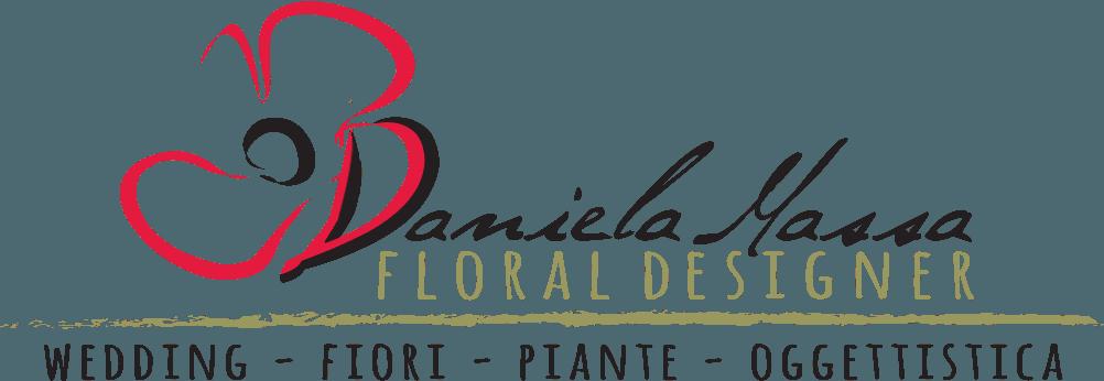 DANIELA MASSA FLORAL DESIGNER - LOGO