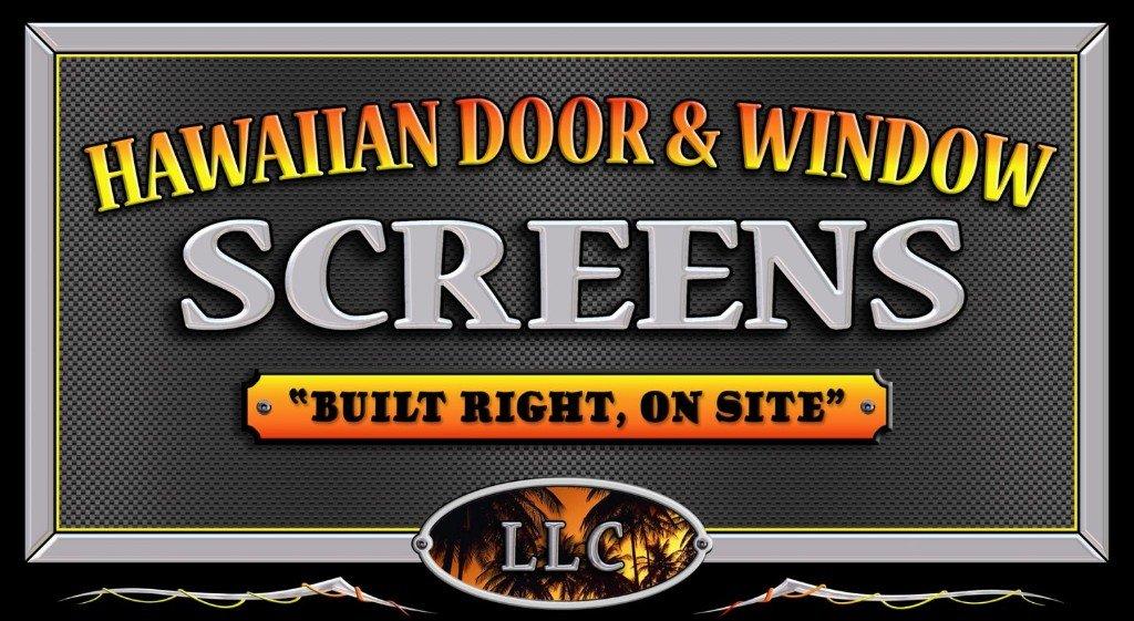Screen Door Installation Maui Hi Hawaiian Door Amp Window