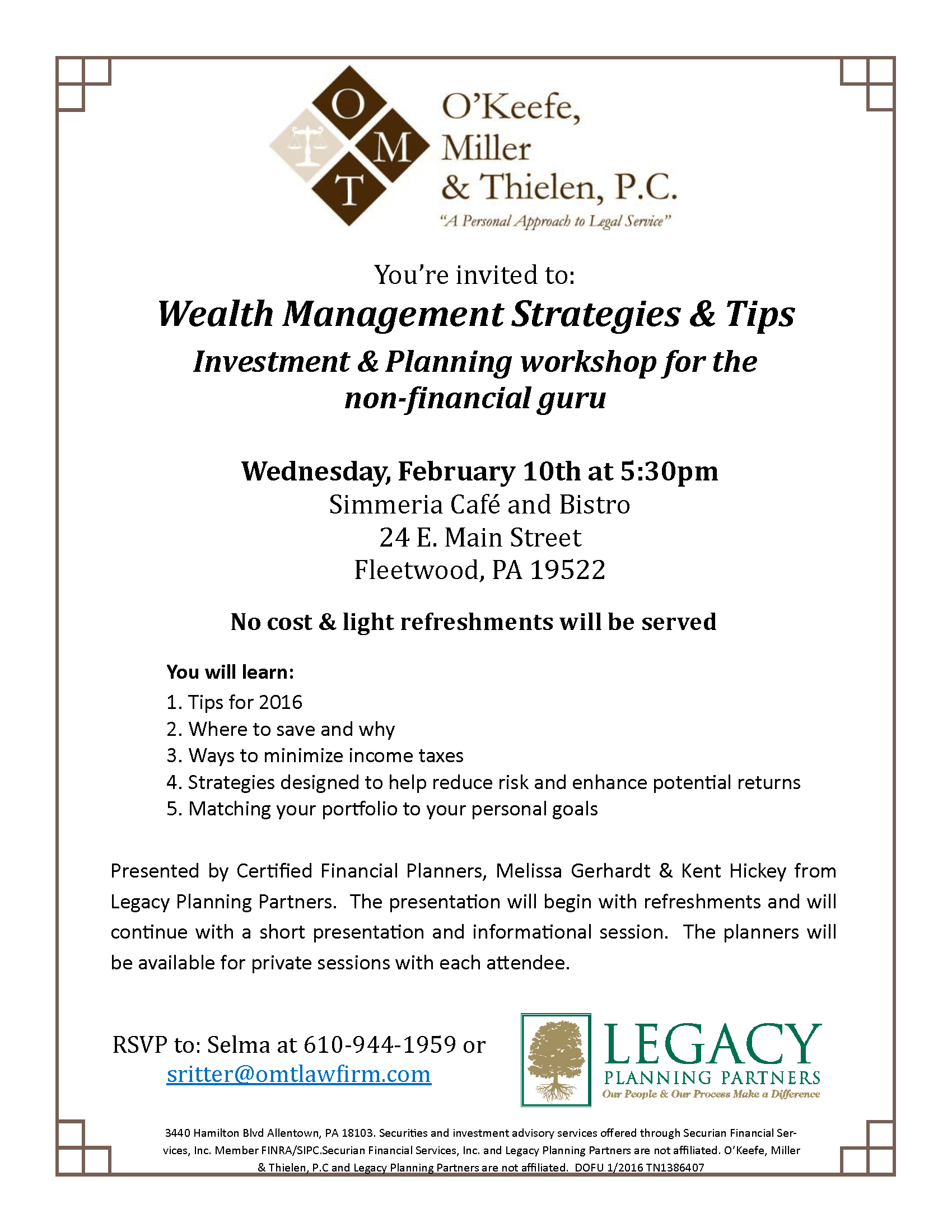 Wealth Management Strategies & Tips