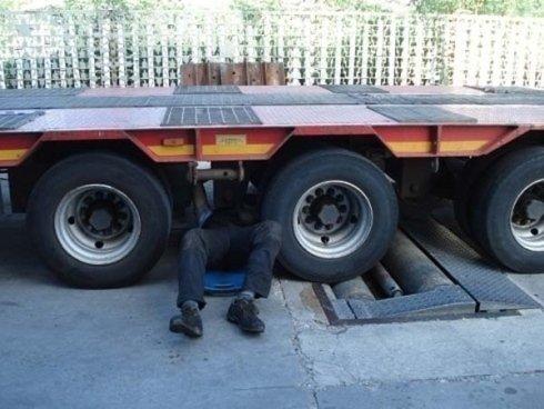 assistenza meccanica camion
