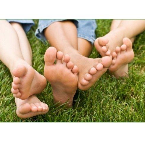 Lo studio podologico Benelli affronta anche le problematiche del piede pediatrico.