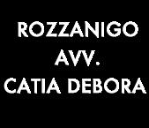 Rozzanigo Avv. Catia Debora