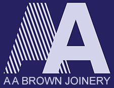 AA Brown Joinery logo