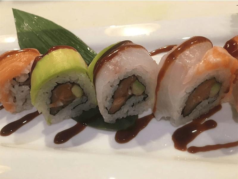 Arcobaleno Maki
