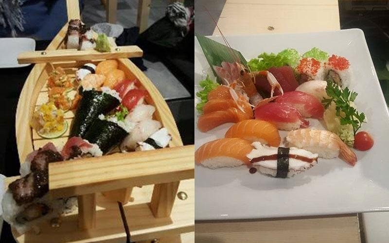 Barca sushi misto