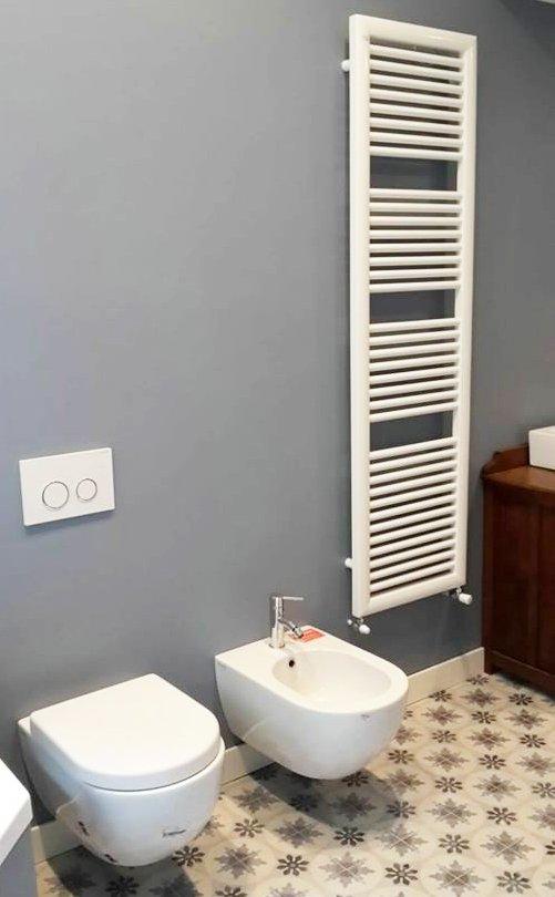 Impianti di riscaldamento bagno