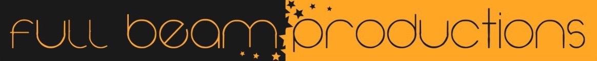 Full Beam Productions Logo