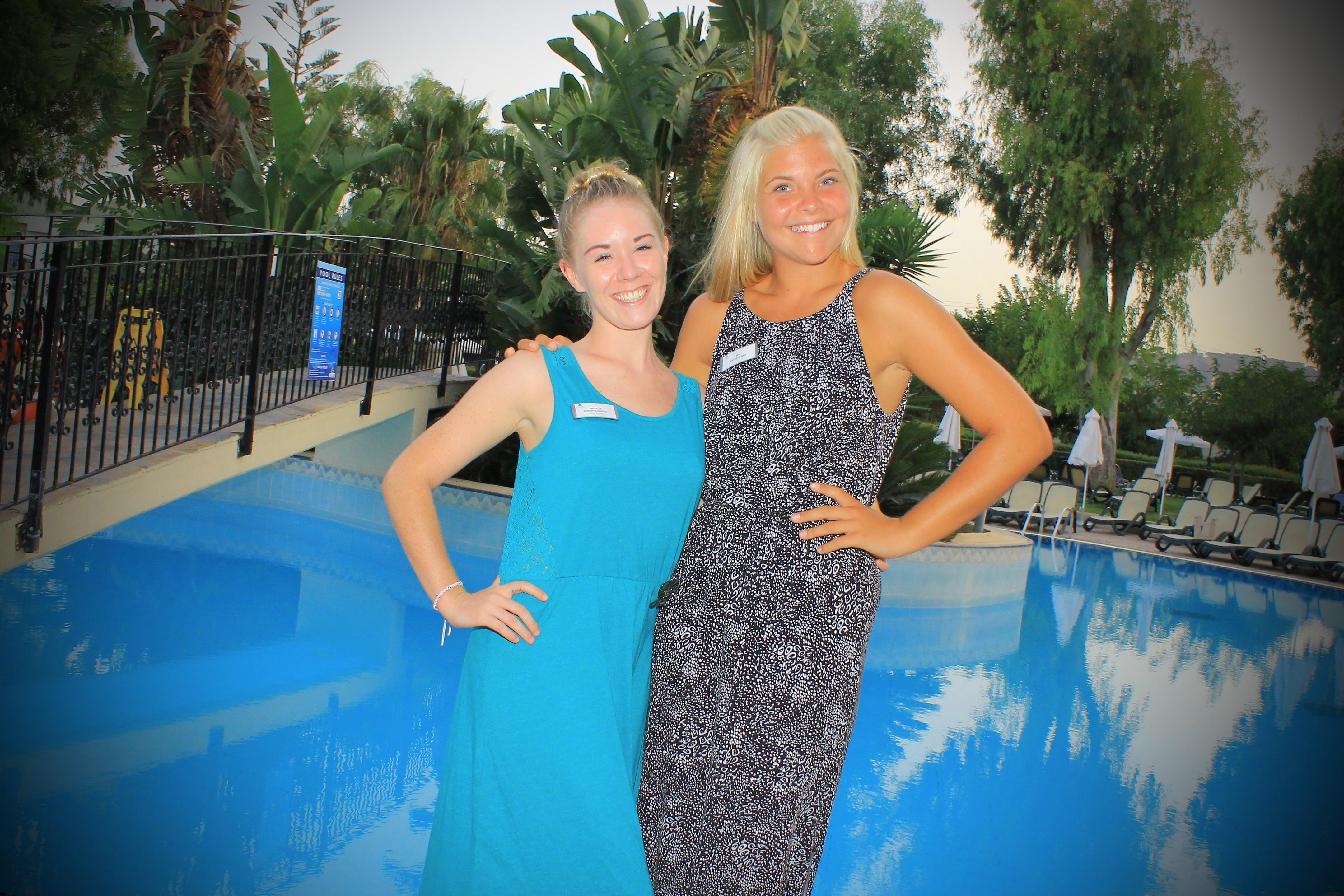 Full Beam Owner Natalie with My Kullsvik in Rhodes
