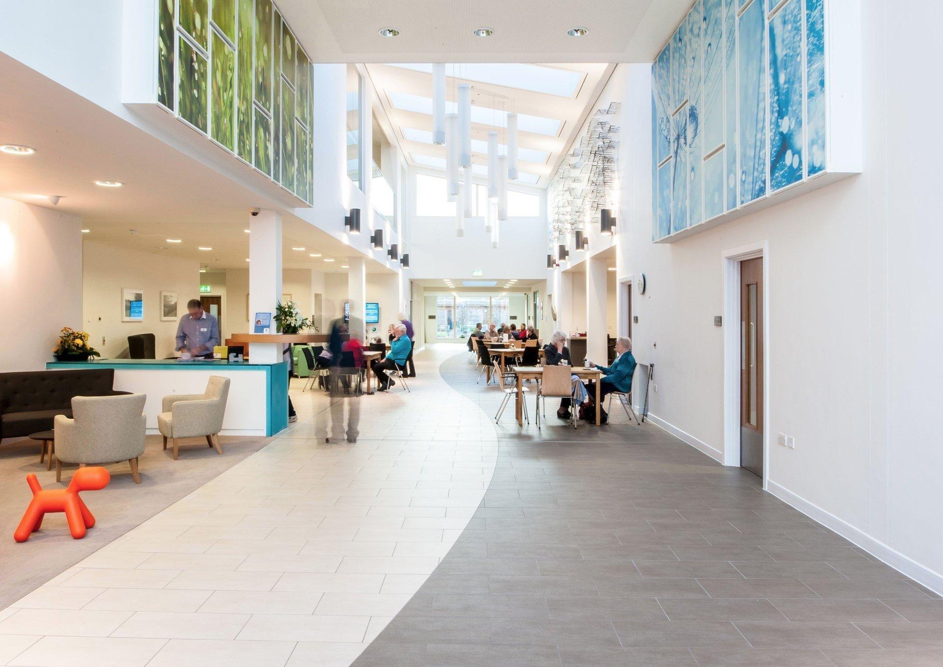 How Full Beam Productions raised £4,000 for St Wilfrid\'s Hospice