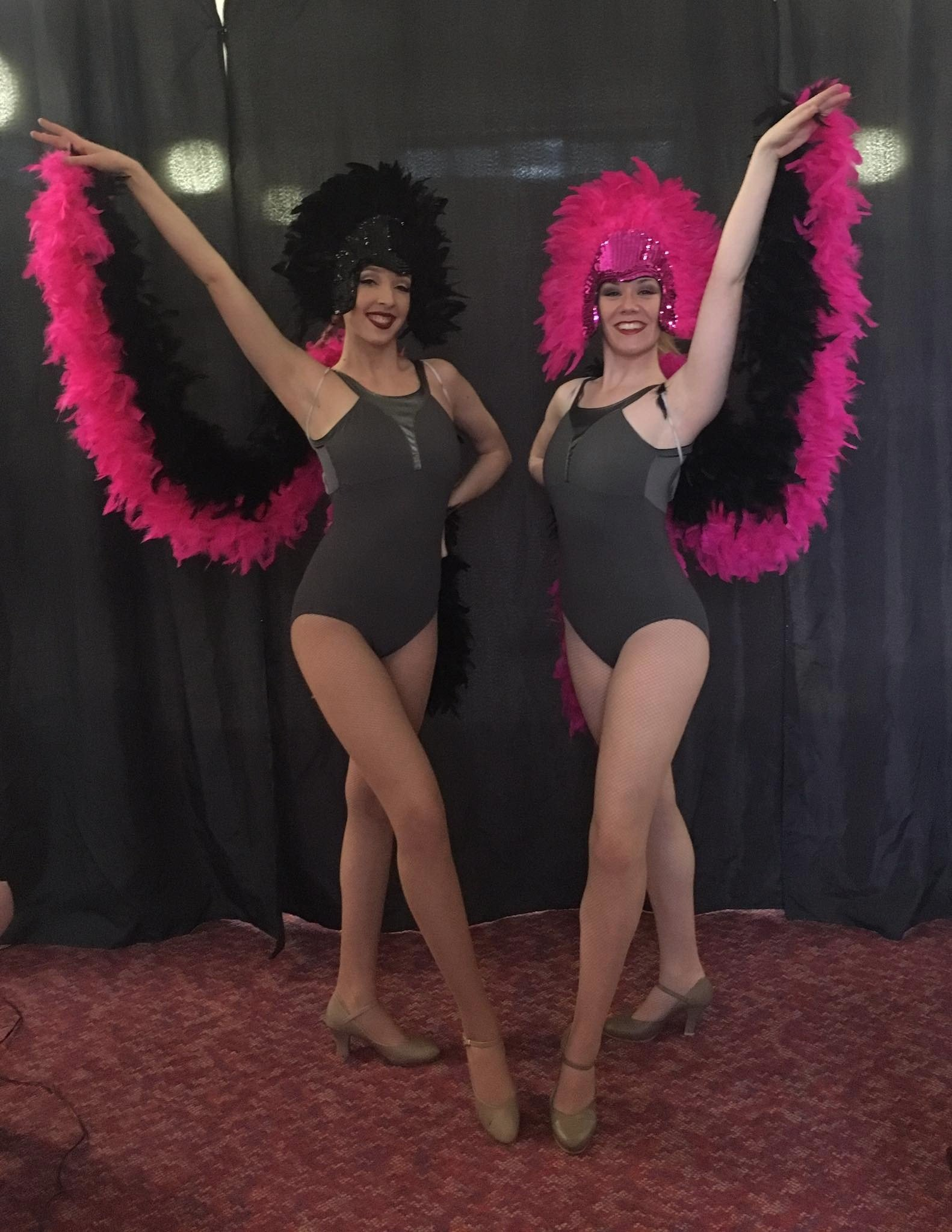 swing showgirls
