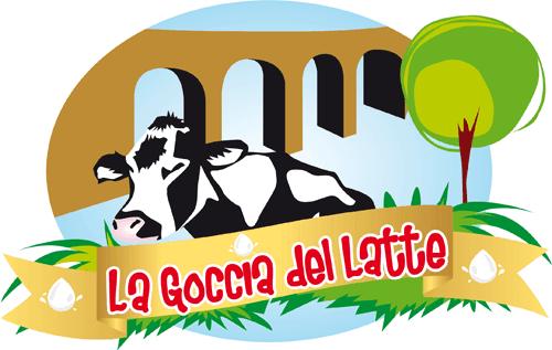 LA GOCCIA DEL LATTE-logo