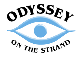 odyssey on the strand logo