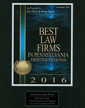Personal Injury Attorney Erie, PA