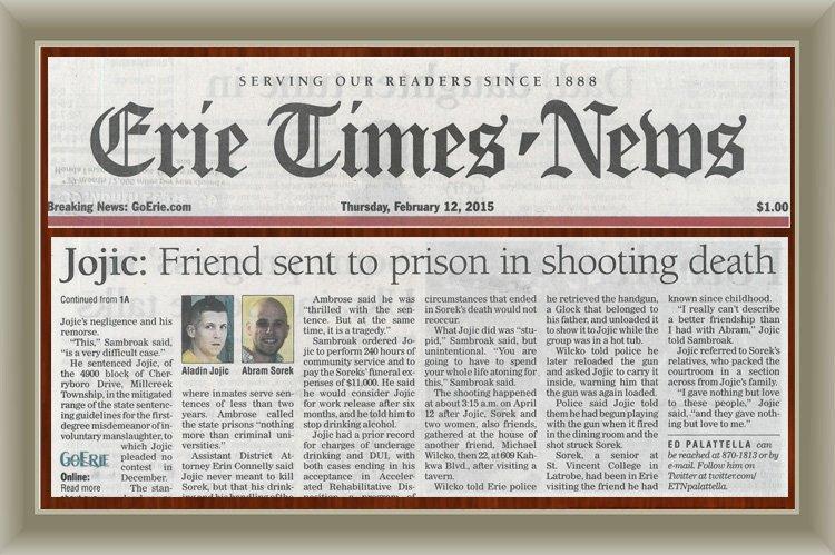 Criminal Defense Attorney Erie, PA