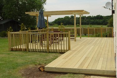 Wide range of landscaping services