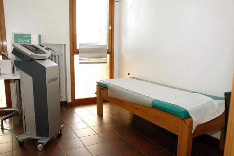 salle pour les thérapies