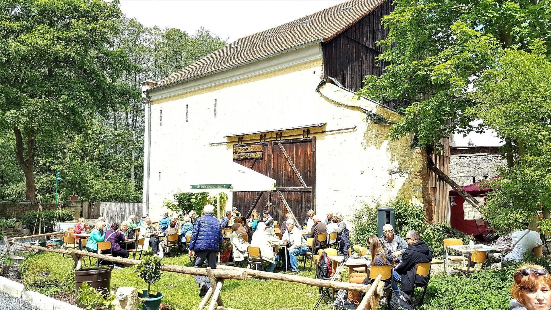 Rittergut Adlershof zu Oberlauterbach - Gutshoffest 2017 © Jens Reiher