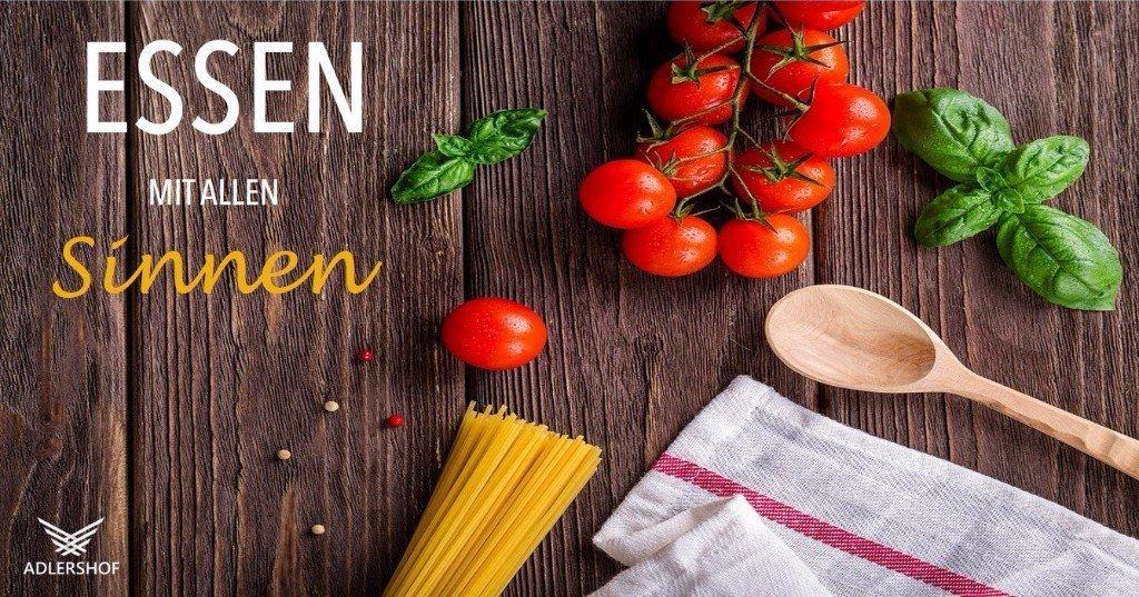 Rittergut Adlershof Umweltzentrum  - Essen mit allen Sinnen © Jens Reiher