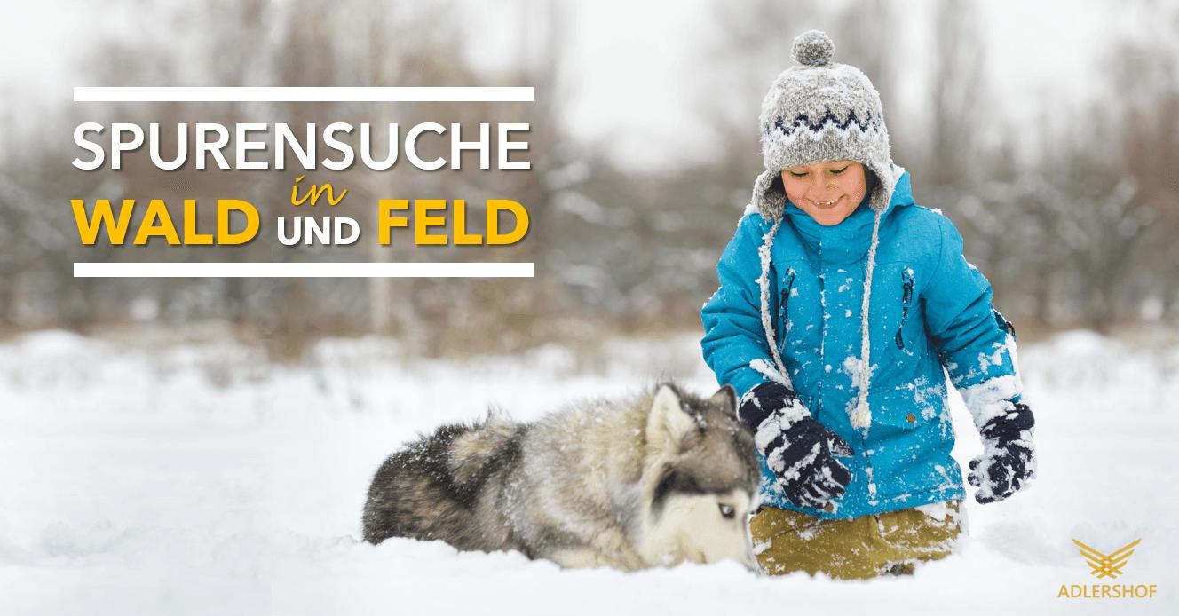 Rittergut Adlershof Umweltzentrum  - Spurensuche in Wald und Feld © Jens Reiher