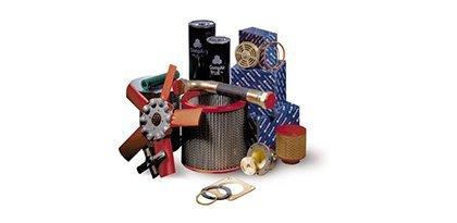 A range of compressor spares