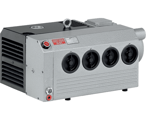 Vacuum pump unit