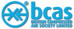 British Compressed Air Society logo