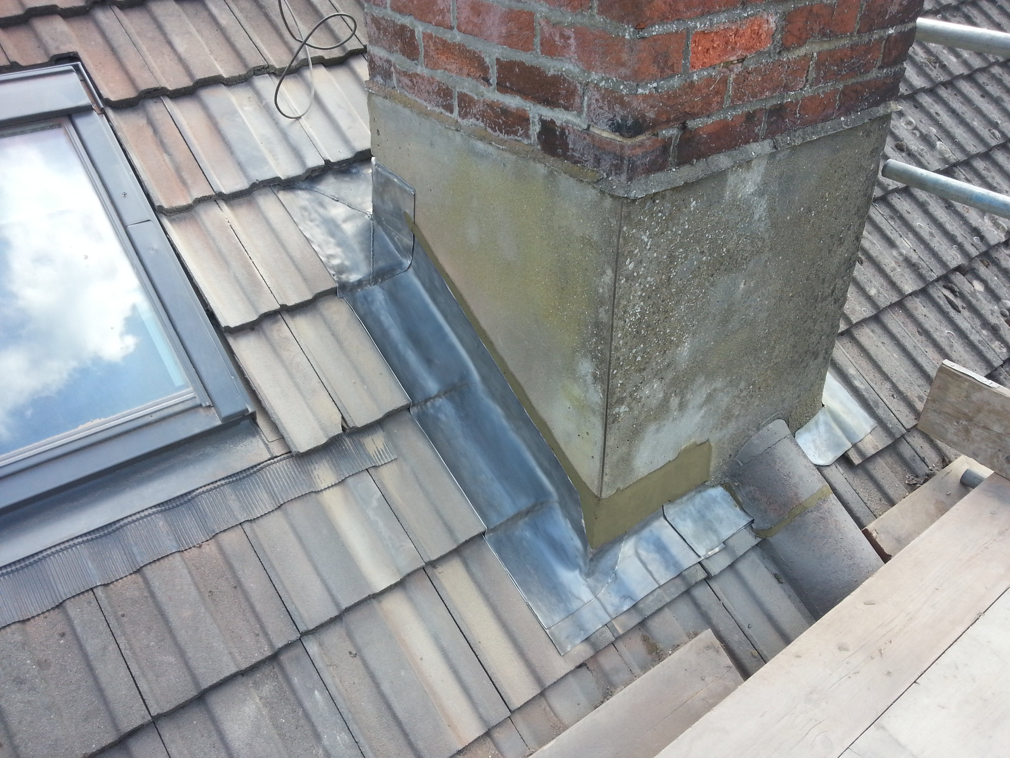 chimney renovation