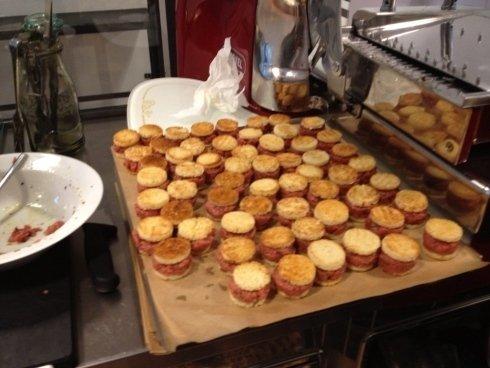 Preparazione Catering