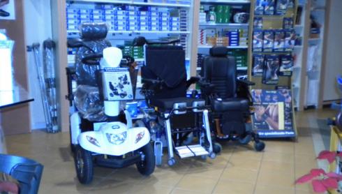 carrozzine per disabili, vendita carrozzine, carrozzine