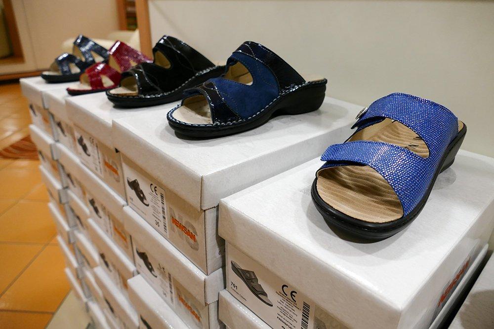 scarpe ortopediche